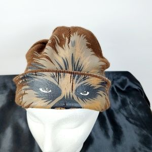 Star Wars Chewbacca Halloween Beanie Hat